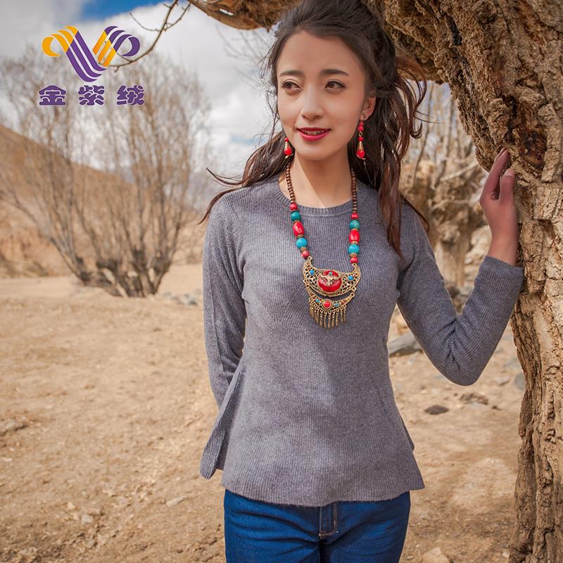 地方特色金紫绒 女款上衣 蝙蝠衫羊绒衫