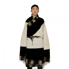 地方特色藏风/男式藏袍