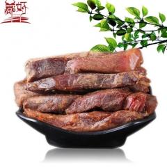 【藏好】西藏特产手撕牦牛肉干240g办公零食牦牛肉干包邮