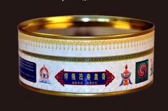 西藏手工藏药藏香 纯天然安神助眠高端香熏柳吾拉桑盘香