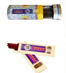 纯天然藏香藏香供佛香檀香熏西藏手工药香卧香线香柳吾拉桑藏香大盒
