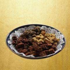 [奇圣] 西藏特产 牦牛肉干综合味糖果粒 休闲零食特产