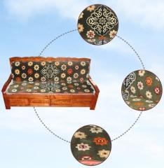 藏式沙发垫 卡垫精细花纹 做工精致