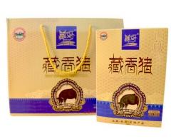 [藏好]西藏特产藏香猪五香藏式秘制土猪礼盒装1KG