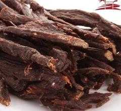 藏好西藏超风干牦牛肉干98g手撕美味休闲零食西藏特产牦牛肉 五香 98g