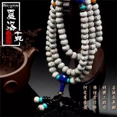 西藏「夏洛克」原创【安然】108星月菩提