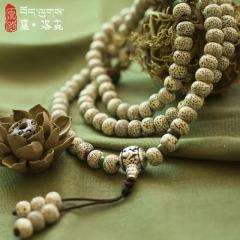 西藏「夏洛克」原创【青青河边草】108颗顺白星月