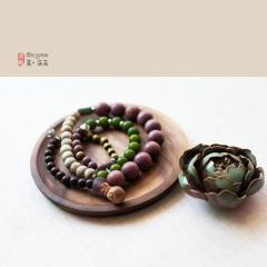 西藏夏洛克原创「虚空」混搭多宝手链F51