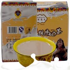 [真牛]西藏特产 牦牛奶茶藏茶速溶饮料 180g 原味