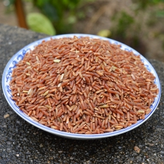 墨脱高原红米糙米大米粳米杂粮粗粮
