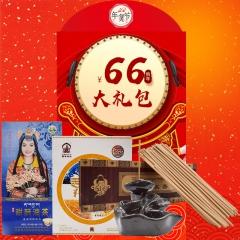 西藏特色产品食品/手工艺品/组合套餐年货大礼包吃货组合礼盒装66元 三件 组合套餐