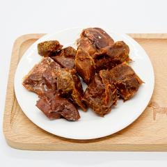 阿佳特色美食卤汁牦牛肉卤味香辣五香 一盒 五香