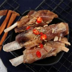 西藏特产 安多手抓藏羊排原味手工原生态优质健康自然 300g 原味