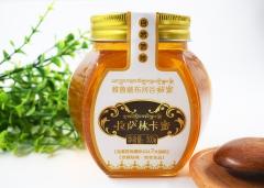 西藏特产 雅鲁藏布河谷蜂蜜 纯天然 养生好喝营养高
