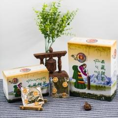 西藏特产喜卓藏式甜茶独立袋装速溶奶茶美味冲饮一盒32小袋拉萨发 320g 甜味