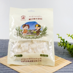 西藏特产喜卓藏式牦牛奶贝干吃美味健康奶香适合所有人西藏发货 140g 原味