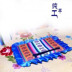 西藏工布江达氆氇纯手工制作藏香包