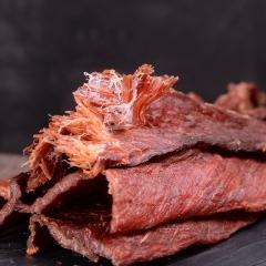 牛肉干 西藏特产手撕风干牦牛肉干香辣五香耗牛肉干500g零食特产