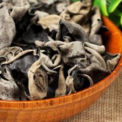 西藏特产亚东黑木耳 野生木耳云耳 珍珠黑木耳 打折优惠100g包