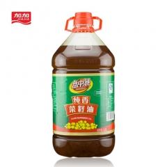 纯香菜籽油  食用油 非转基因 健康好油