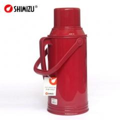 清水暖瓶塑壳暖壶家用保温瓶热水瓶开水瓶3.2L