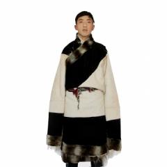 地方特色【措勤频道】藏风/男式藏袍