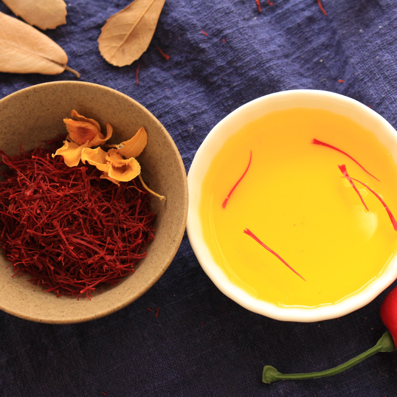 正宗西藏精品藏红花正品1g