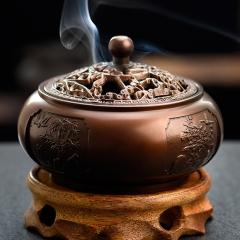 西藏巴松措藏药香粉纯手工制作 一盒 盒装