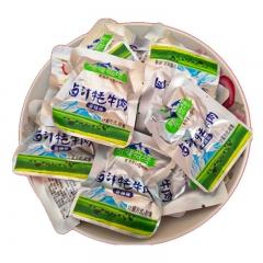 珠峰牧场卤汁牦牛肉特产零食老少皆宜