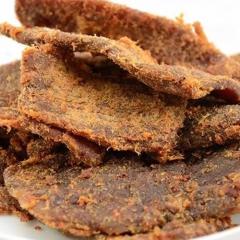 珠峰牧场牦牛肉干西藏特产牦牛肉干肉片250g袋装休闲零食肉食拉萨发货经典麻辣手撕