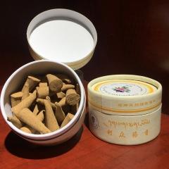 供佛安神塔香(倒流香)天然室内净化空气供佛安神助眠 一盒 供佛安神塔香