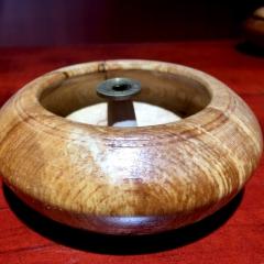 手工木制倒流香炉西藏传统工艺纯手工打造西藏特色工艺品