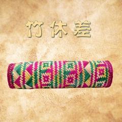 竹篮西藏本土手工艺产品传承手艺纪念品