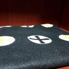 手工藏式围巾