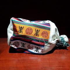 糌粑西藏特产 糌粑粉糌粑袋 炒熟糌粑面水磨糌粑青稞面炒面粉糌粑袋 小袋 糌粑袋
