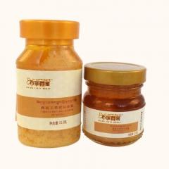西藏 舌尖上的中国 蜂巢蜜蜂蜜纯正天然野生原味蜂蜜 222g 天然原味